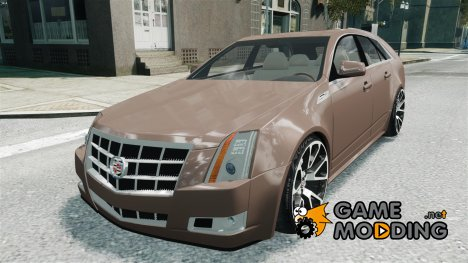 Cadillac CTS SW 2010 for GTA 4