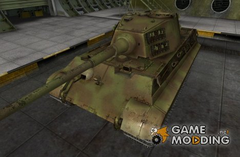 PzKpfw VIB Tiger II 53 для World of Tanks