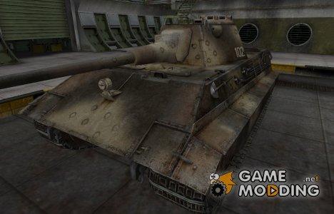 Исторический камуфляж E-50 для World of Tanks