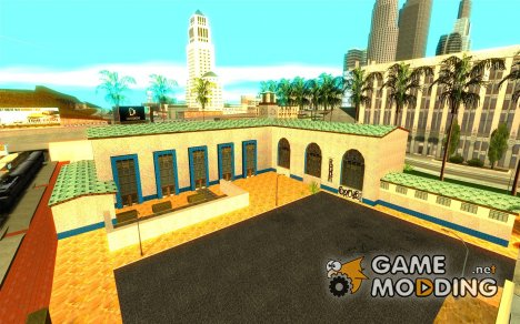 Новая Unity Station for GTA San Andreas