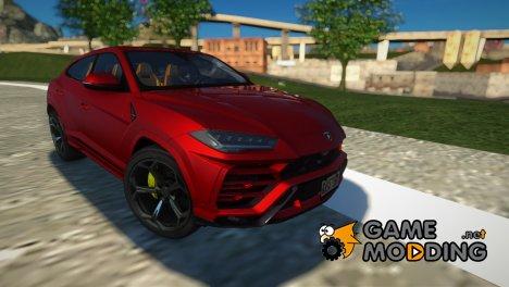 2018 Lamborghini Urus for GTA San Andreas
