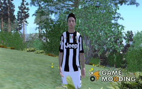 Claudio Marchisio [Juventus] for GTA San Andreas
