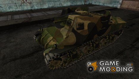 шкурка для T40 №2 for World of Tanks