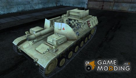 Sturmpanzer_II 02 для World of Tanks