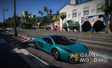 McLaren MP4 12C 1.3 for GTA 5
