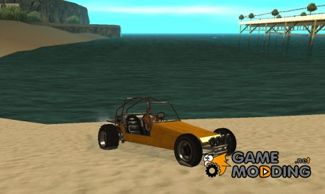 BF Dune Buggy GTA V for GTA San Andreas