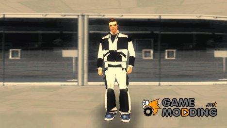 Шахматный парень для GTA 3