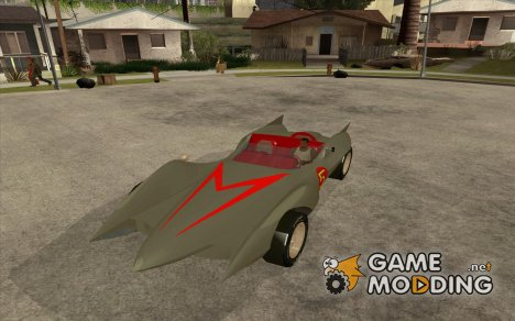 Mach 5 for GTA San Andreas
