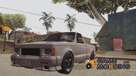 GMC Syclone V8 TT Black Revel for GTA San Andreas