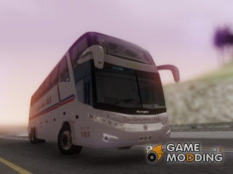 Marcopolo Paradiso G7 1600 LD-Trans Copacabana 1 M.E.M для GTA San Andreas