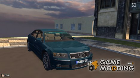 Audi A8 for Mafia: The City of Lost Heaven