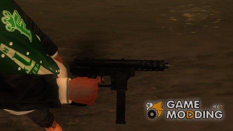Intratec TEC-9 для GTA San Andreas
