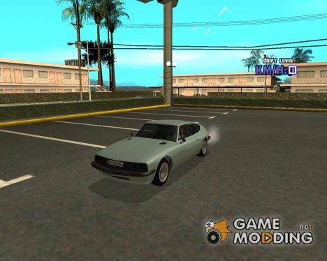 Lampadati Pigalle для GTA San Andreas