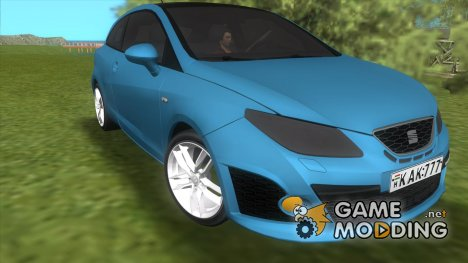 2009 Seat Ibiza Cupra for GTA Vice City