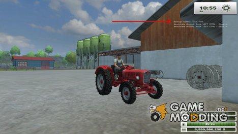 Получение урона для Farming Simulator 2013