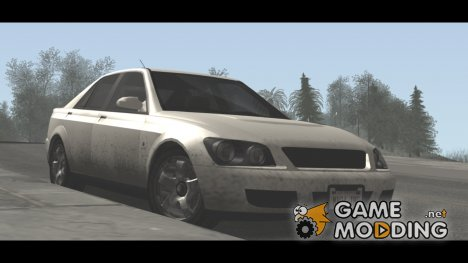 Original GTA IV Graphics Mod 5.0 (SA-MP) for GTA San Andreas