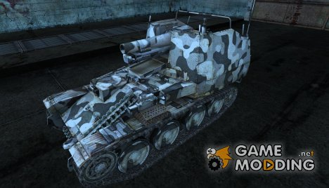 Grille 02 for World of Tanks