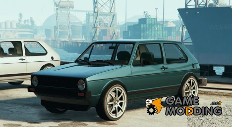 Volkswagen Golf MK1 GTI BETA for GTA 5