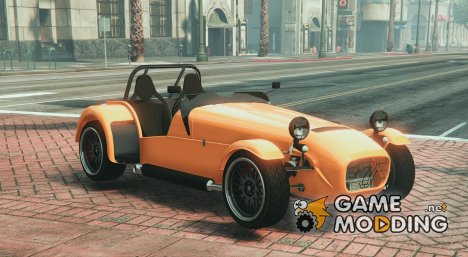 2008 Caterham R500 0.5 for GTA 5