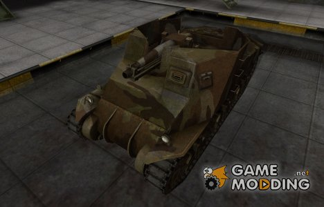 Шкурка для американского танка T40 for World of Tanks