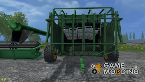 Don 1500А4 v 2.0 Edit for Farming Simulator 2015