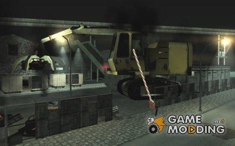 Автомобильная свалка v0.1 for GTA San Andreas