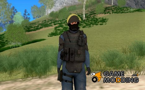 GIGN from CS:GO [v.2] for GTA San Andreas