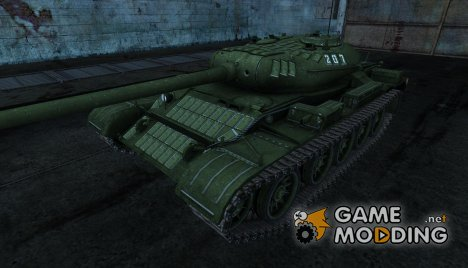 Т-54 от GreYussr для World of Tanks