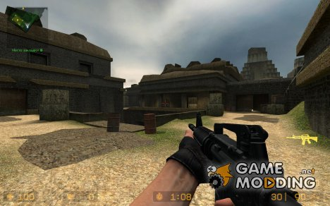 Twinke/Polygon M4A1 Redux для Counter-Strike Source
