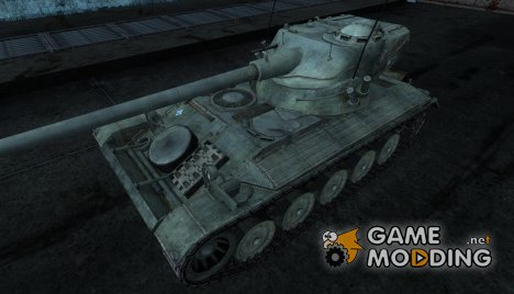 Шкурка для AMX 13 90 №17 for World of Tanks