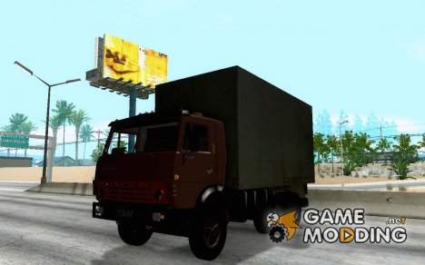 КамАЗ 5320 for GTA San Andreas