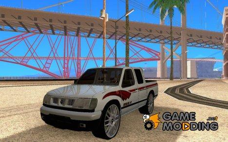 Nissan NP300 для GTA San Andreas