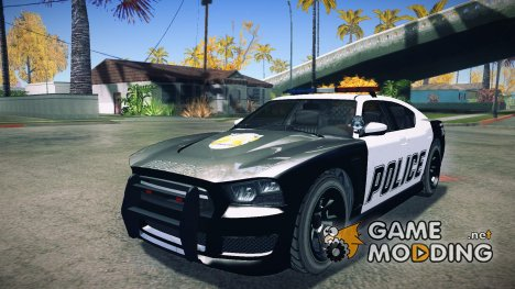 GTA V Bravado Buffalo S Police Edition for GTA San Andreas