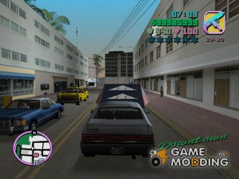 Трамплин для GTA Vice City