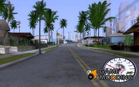 Спидометр Смерть для GTA San Andreas