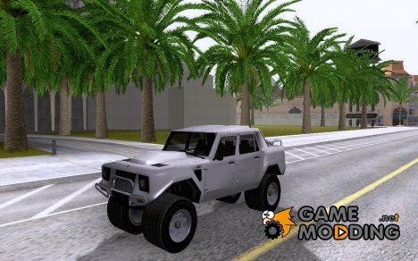 Lamborghini LM-002 для GTA San Andreas