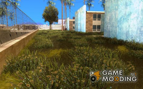 Sniper Ghost Warrior 2 - grass v2 для GTA San Andreas