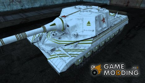 Шкурка для Объект 268 for World of Tanks