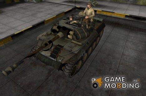 Ремоделинг для M18 Hellcat для World of Tanks