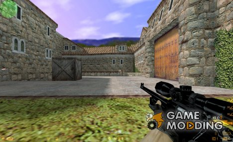 Black Magnum для Counter-Strike 1.6
