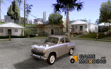 Москвич 407 for GTA San Andreas