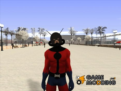 AntMan for GTA San Andreas