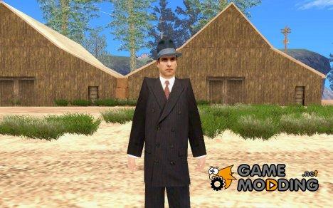 Томми из Mafia for GTA San Andreas