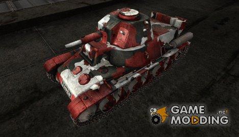 Шкурка для PzKpfw 38H35(f) for World of Tanks