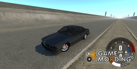 BMW M6 E24 for BeamNG.Drive