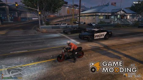 Cops: Back on the Beat для GTA 5