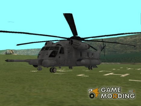 CH-53 Blackout из Трансформеров for GTA San Andreas