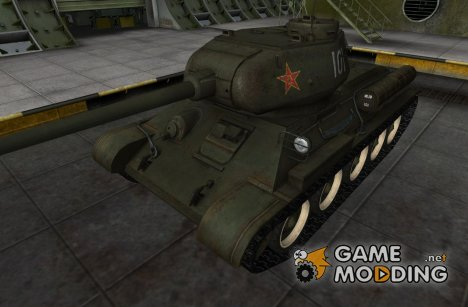 Шкурка для Type 58 for World of Tanks