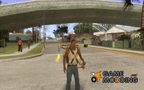 Новый джетпак for GTA San Andreas