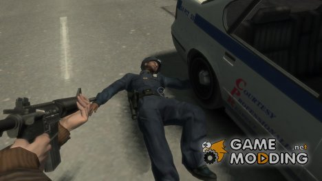 No Police Mod для GTA 4